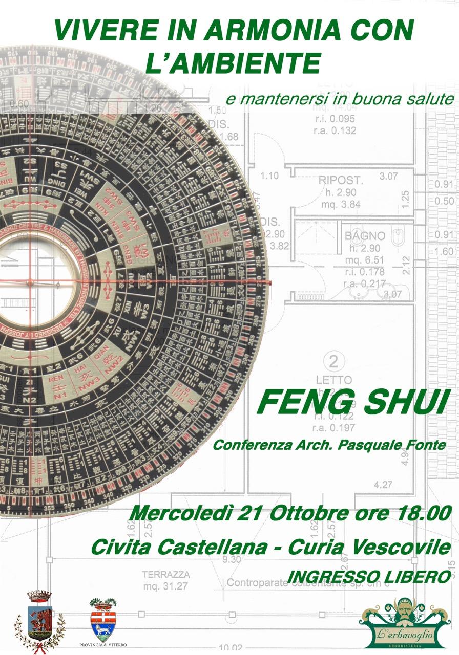 Feng Shui Conference – Civita Castellana 21 ottobre 2015