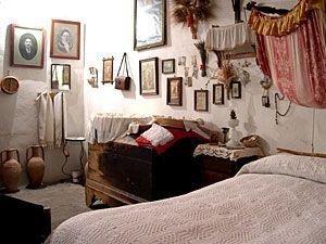 La camera da letto per il superstizioso