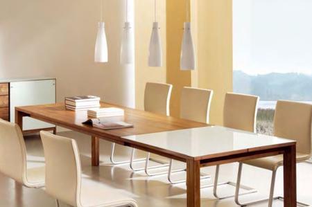 Il salotto e la sala pranzo ambiente fengshui for Lampadari sala da pranzo