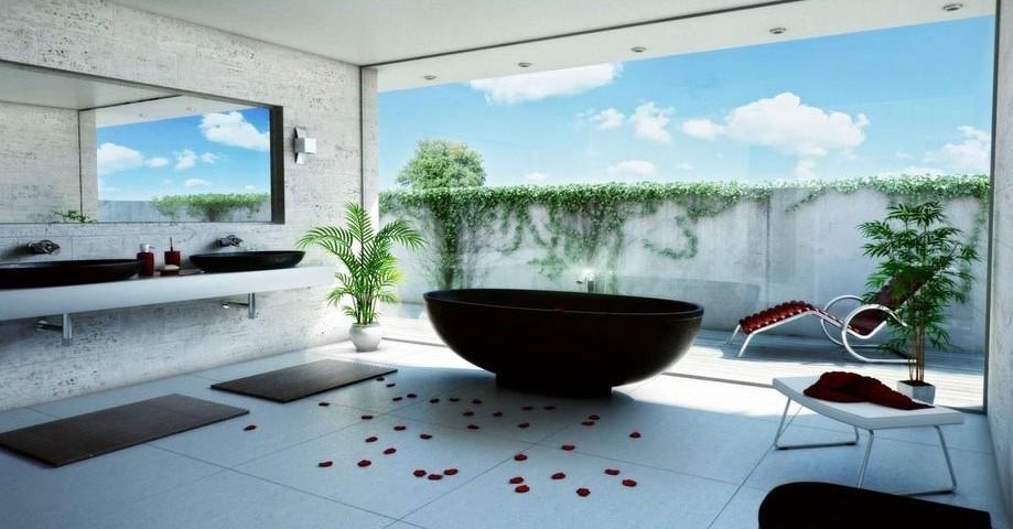Il bagno parte prima ambiente fengshui